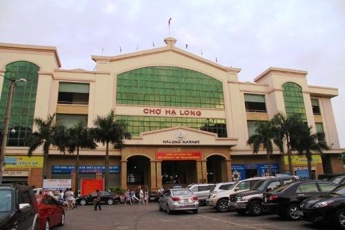 Chợ hải sản Hạ Long