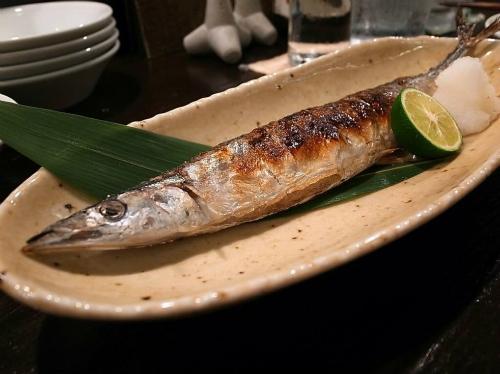 Cách chế biến cá thu nướng