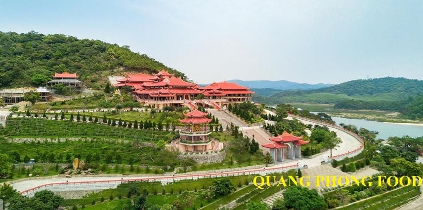 Chùa Cái Bầu Quảng Ninh