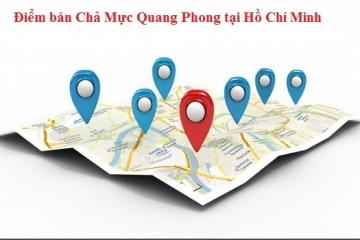 Điểm Bán Chả Mực Quang Phong Tại Hồ Chí Minh