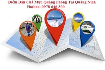 Điểm Bán Chả Mực Quang Phong Tại Quảng Ninh