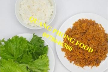 Ruốc Tôm Thịt Quảng Ninh
