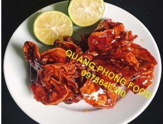 Mực rim me Quảng Ninh (Hộp 200g)