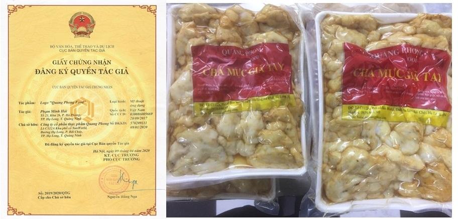 Thương hiệu uy tín Quang Phong Food